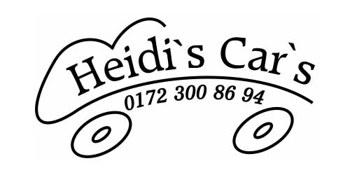 Logo-Heidis Cars in Berlin